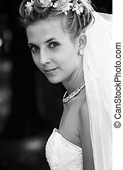 She\\\'s so beautiful! - happy bride(special photo f/x,focus...
