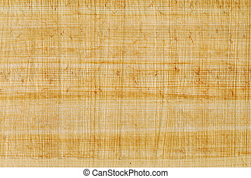 Papyrus - Natural papyrus background