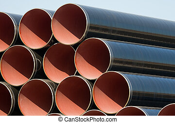 Pipemania 17 - A pile of brandnew pipes