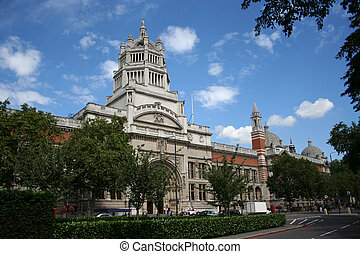 Victoria and Albert Museum, South Kensington London