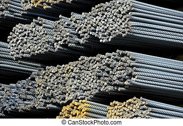 Rebar - Steel Reinforcement Bars