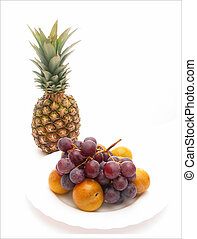 Morning still-life - Fruits