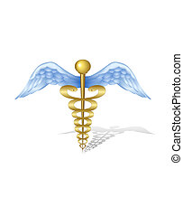 Medical Symbol 1 - Medical symbol Digital illustration...