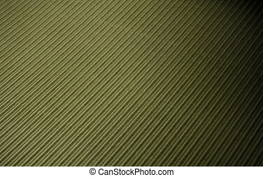 Corrugate Background - Photo of Green Corrugate Cardboard