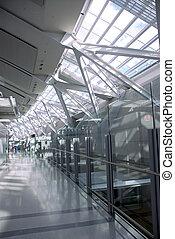Inneneinrichtung, Flughafen