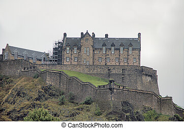 Edinburgh 6 - Castle in Edinburgh