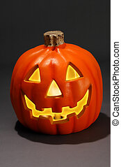 Jack-O-Lantern (With clipping path)