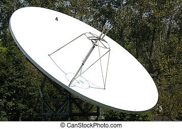 Satellite dish 2 - Cable satellite dish