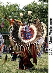Meskwaki PowWow - Full Regalia - August 2006, Tama, Iowa