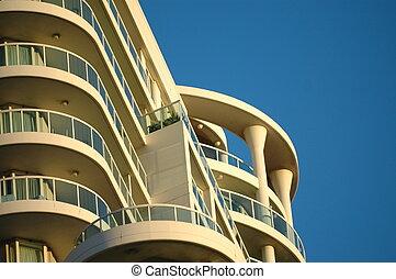 beach resort - low rise beach resort