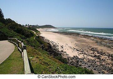 Beach Views in Ballina Australia