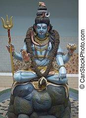 shiva, estátua