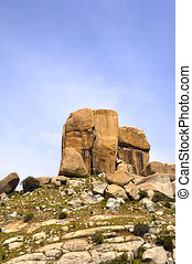 formaciones, roca