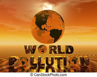 World pollution