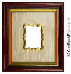 Original frame - Small empty picture frame