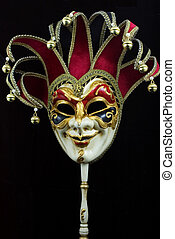 carnival mask - Venetian carnival mask