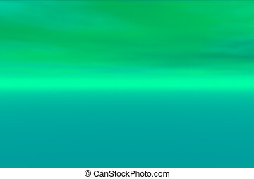 Skyscape Background - Sky and water abstract for use as...