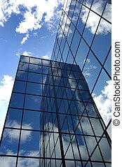 bureau, bâtiment