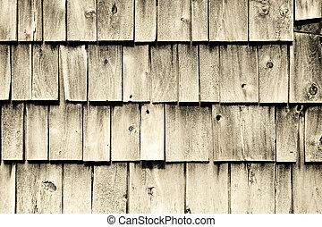 木頭, 板