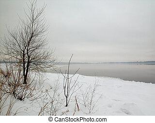 Ottawa River Winter
