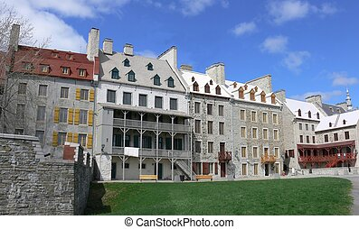 Lower Town Quebec - Historic Lower Town, Quebec
