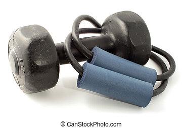 ejercicio, equipo