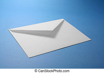 envelope - white envelope, concept of communication