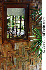 Bungalow window - Tropical scenic - bungalow window