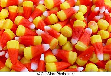 糖果, 玉米