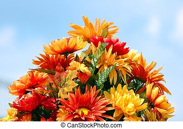 Color Of Fall Flower