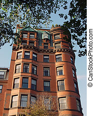 Beacon Street Condos in Boston