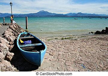 Lake Garda - The Lake Garda in Italy