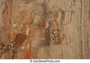 Marble background different minerals give a range of colours