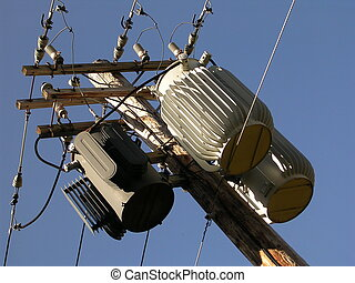 transformers2 - utility pole transformers
