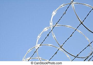Razor Wire 3