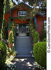 Benicia Home - Exterior shot of a home in Benicia, CA