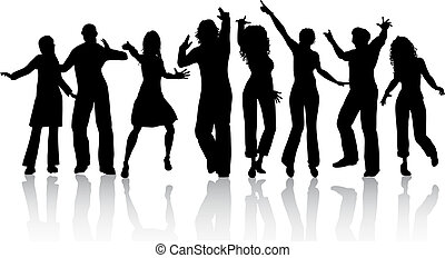 Dancing Illustrations and Clip Art. 86,281 Dancing royalty free ...
