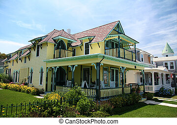 Victorian House on Martha\\\'s Vineyard