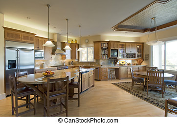 modern kitchen - custom modern kitchen with all the best...