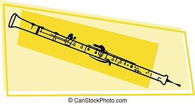雙簧管, 圖象