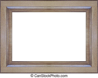 picture-frame from oakwood, background
