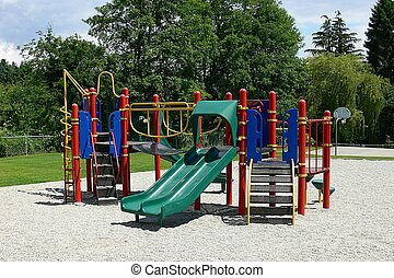 Playground - An empty playground