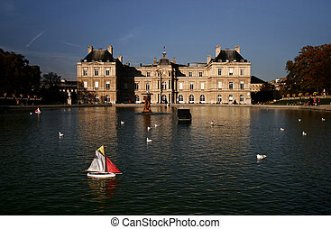 Jardin du Luxembourg - Luxembourg is the garden of the...