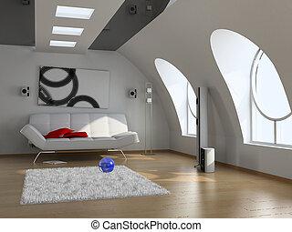 modern interior -  modern interior design