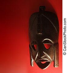 tribal, máscara