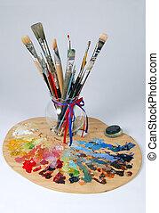 Artist\\\'s Palette