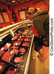 Tienda,  butcher\\\'s