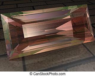 Opal gemstone - Birthstone for October- Opal