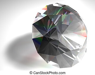 Diamond - Birthstone for April- diamond