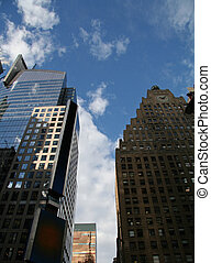 New York City Corporate Buildings - New York City Skyscraper...